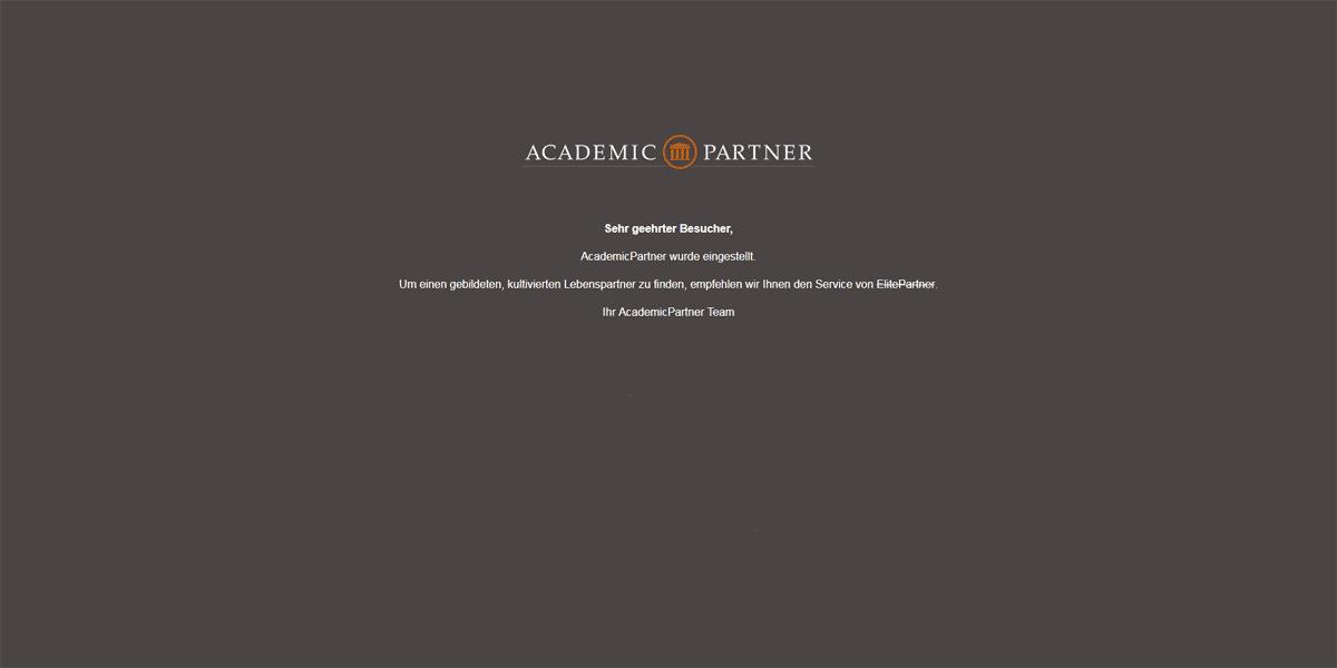 AcademicPartner Startseite
