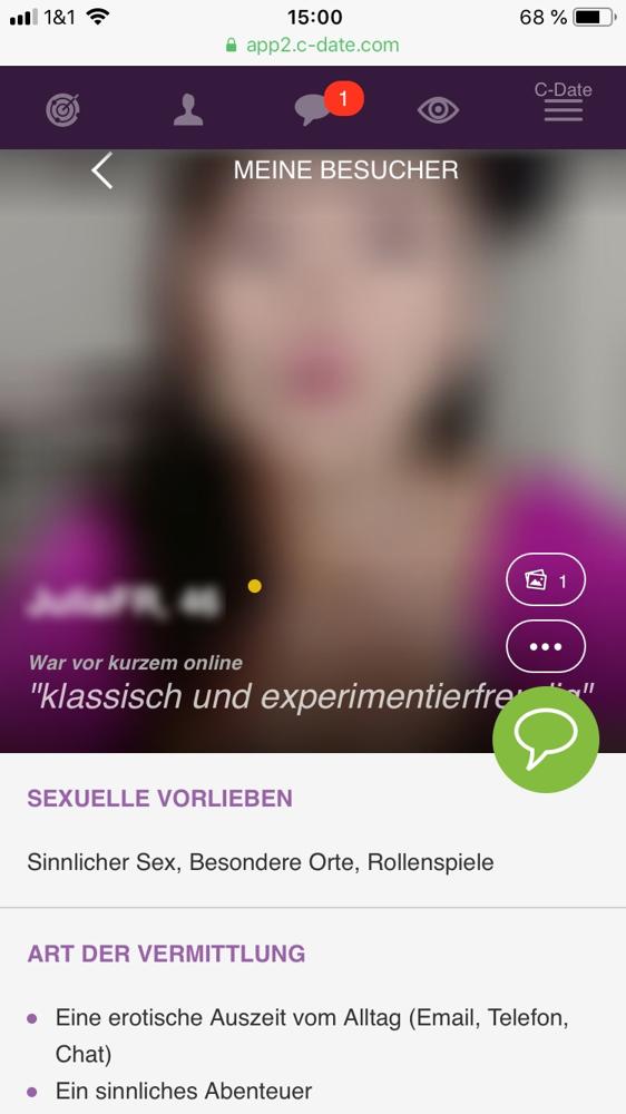 C-Date-App