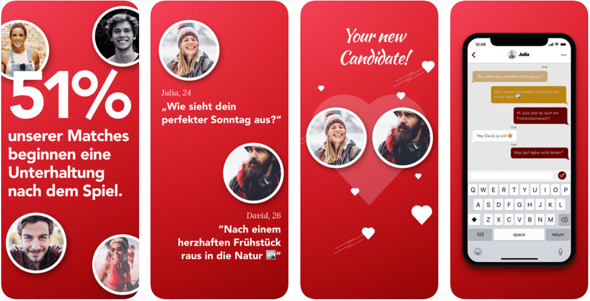 Beste dating-apps nach zahlen