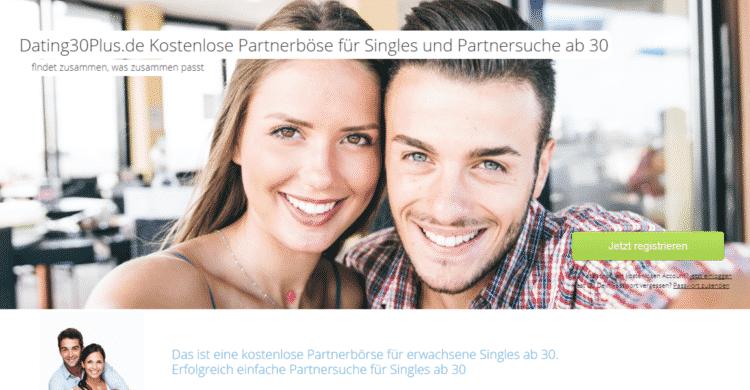 Dating30plus Startseite