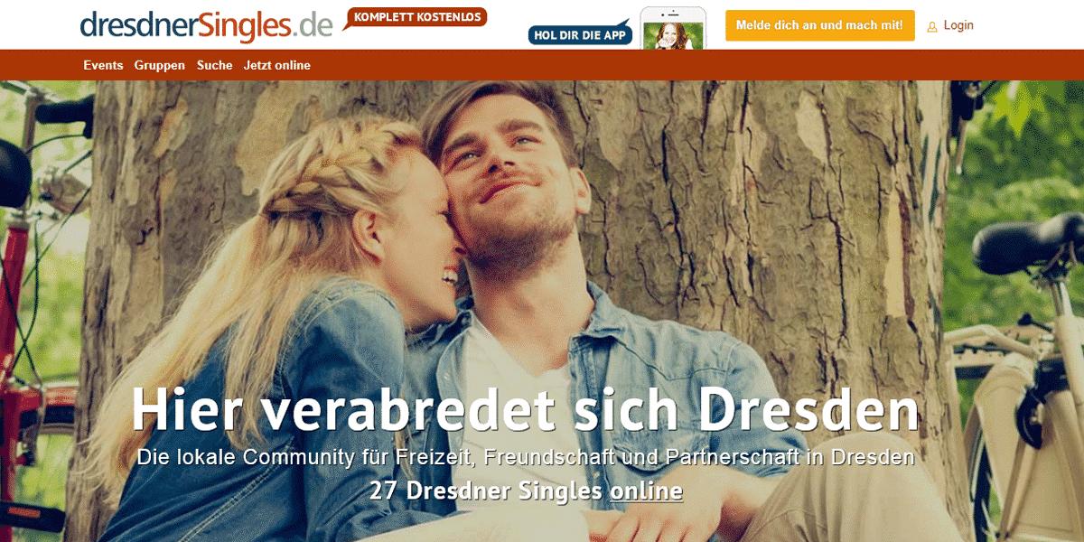 DresdnerSingles.de Startseite