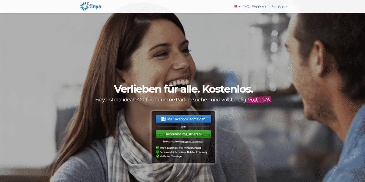 Finya.de Startseite