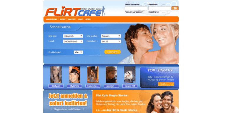 Kostenlose nutzung der dating-site mit kostenlosem chat