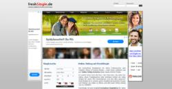 freshSingle Startseite