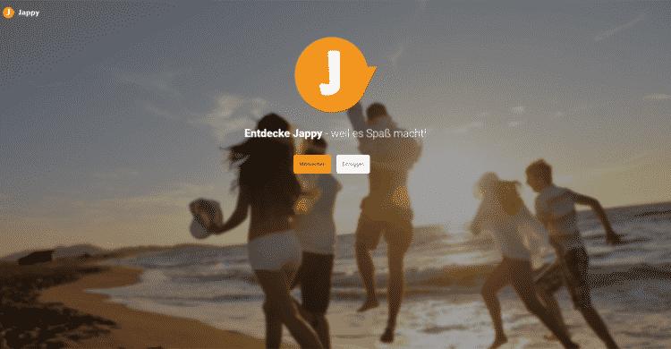 Jappy Startseite