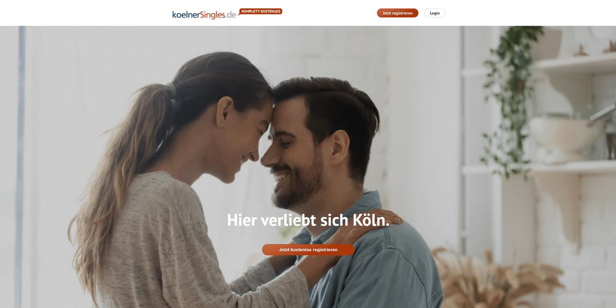 Kölner Singles - Startseite