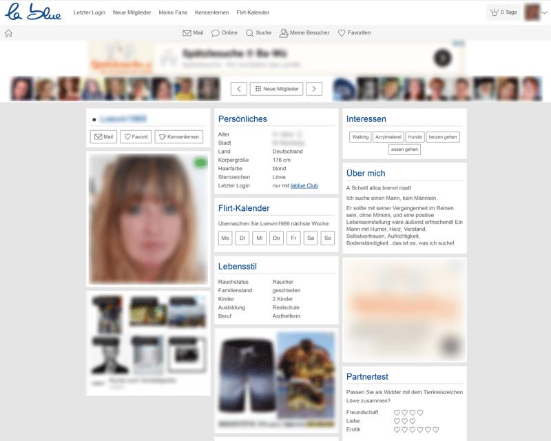 lablue Profil