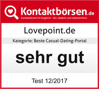 Lovepoint Test 2017 - Beste Casual-Dating-Portal
