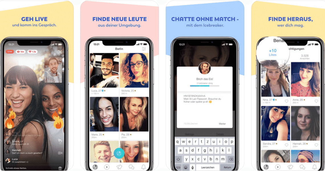 Lovoo Dating-App