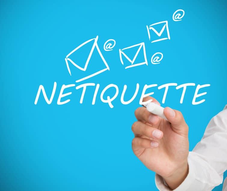 Netiquette Erklärung