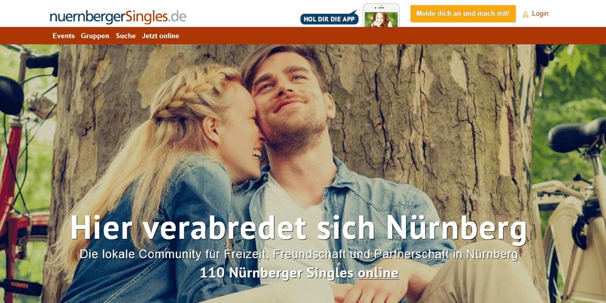 NuernbergerSingles.de Startseite