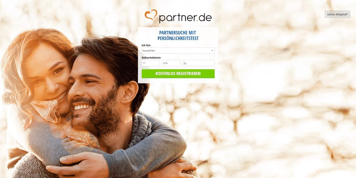 Partner.de Startseite