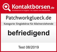 Patchworkglück Test