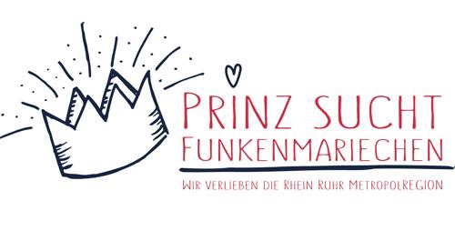 Prinz-sucht-Funkenmariechen Logo