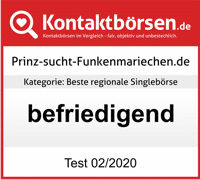 Prinz-sucht-Funkenmariechen Test