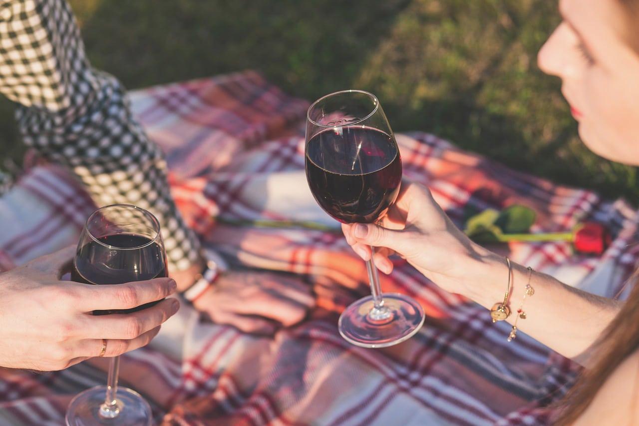 Romantische Aktivitäten zu zweit