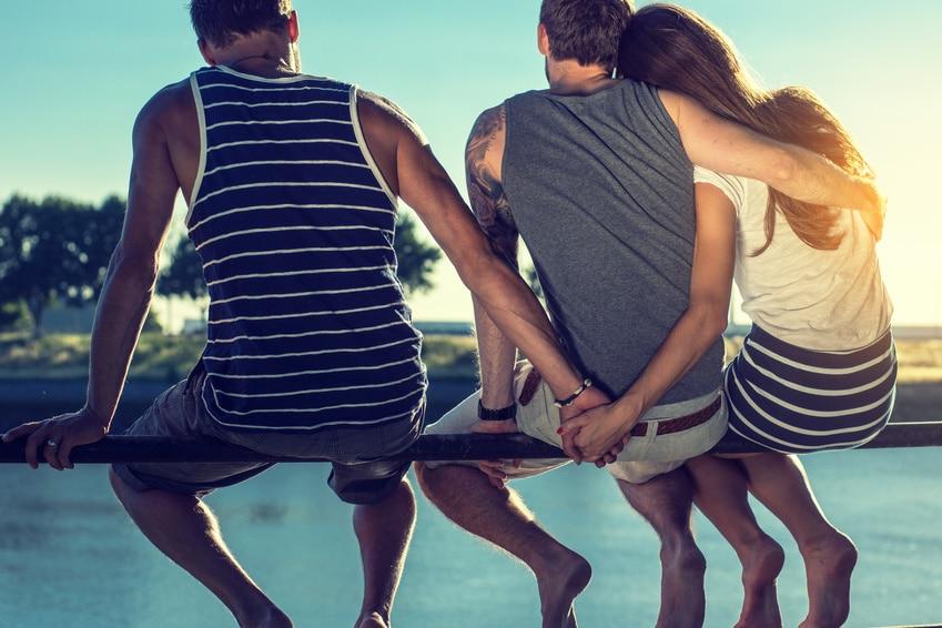 Seitensprung im Freundeskreis