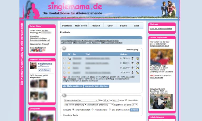 Singlemama.de erfahrungen