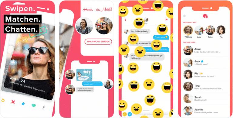Alle guten dating-apps