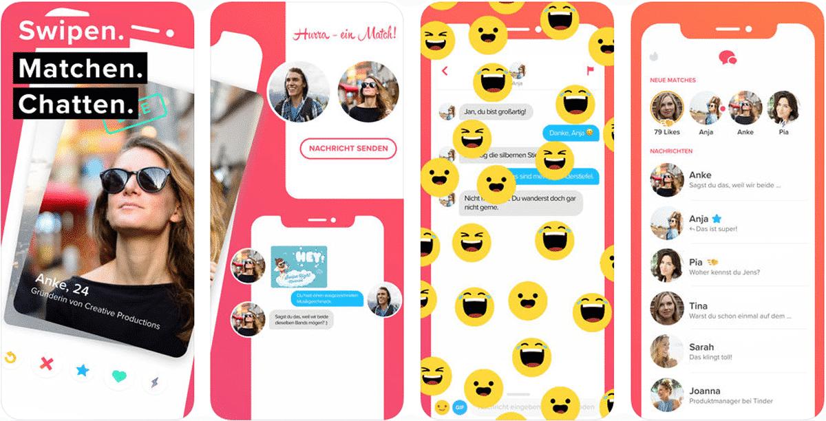 Beste dating-apps zum ausprobieren