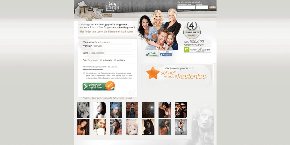 UpZZ.de Startseite