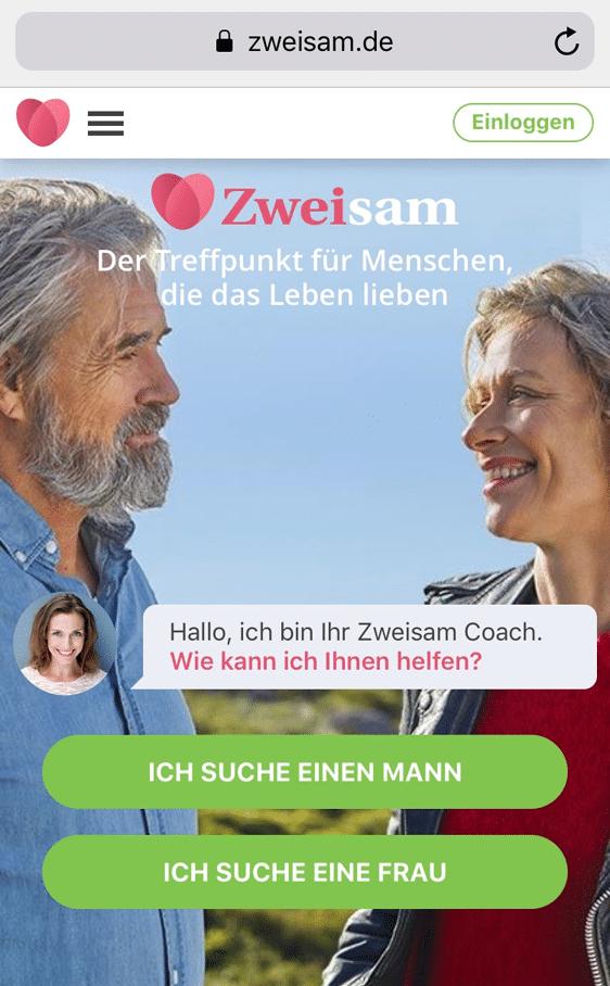 Zweisam-App